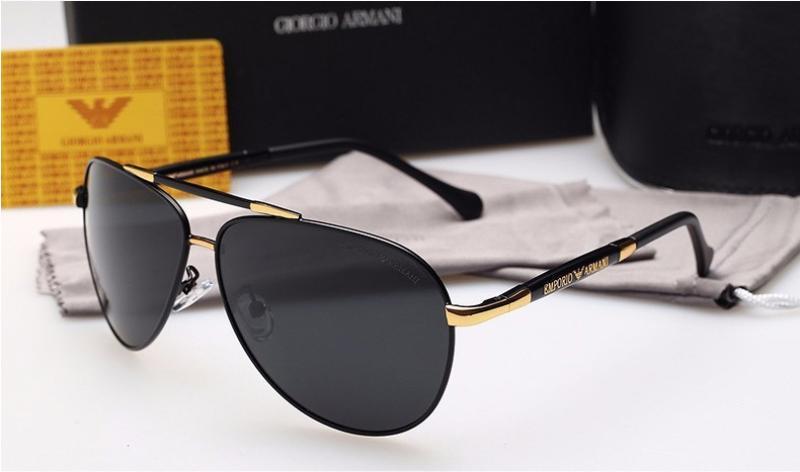 Mắt kính thời trang Emporio Armani - nam tính cuốn hút
