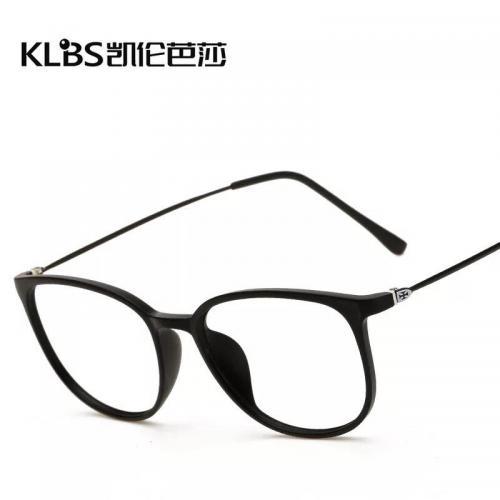 MKC 0185 Gọng mắt kính cận nhựa càng kim loại