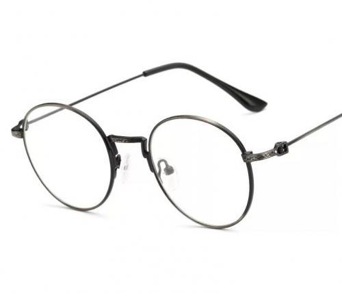 MKC 0189 Gọng mắt kính cận nhựa tròn