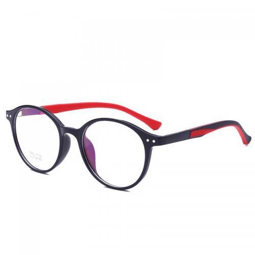 MKC 0191 Gọng mắt kính cận nhựa phối màu