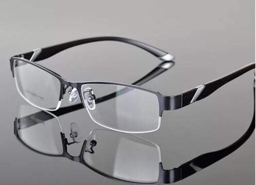 MKC 0198 Gọng mắt kính cận nam càng điểm trắng ấn tượng
