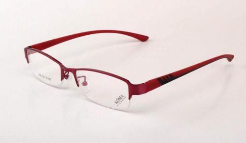 MKC 0200 Gọng mắt kính cận nữ càng nhựa đẹp điểm nhẹ