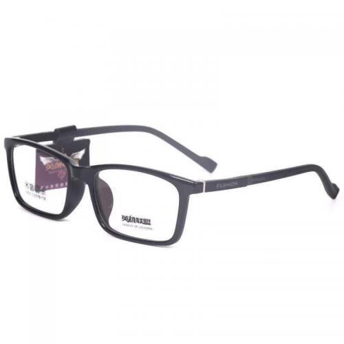 MKC 0201 Gọng mắt kính cận nhựa vuông fashion