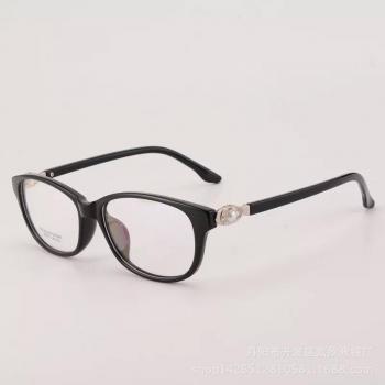 MKC 0124 Gọng mắt kính cận màu đen