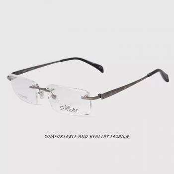 MKC 0130 Gọng mắt kính cận bắt ốc titanium
