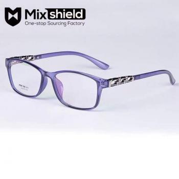 MKC 0182 Gọng mắt kính cận xanh biển