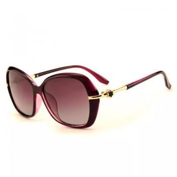 MKTT 0118 Gọng mắt kính mát thời trang viền đính hạt 5 lá