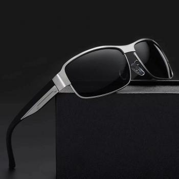 MKTT 064 Mắt kính mát thời trang đẹp đen trắng