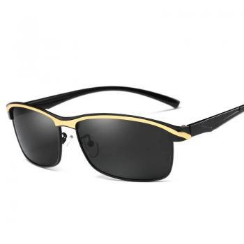 MKTT 068 Mắt kính mát thời trang đẹp blackgold