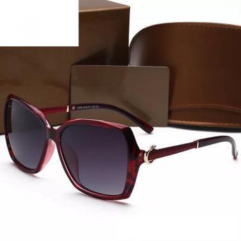 MKTT 084 Mắt kính mát thời trang đẹp đỏ cao cấp
