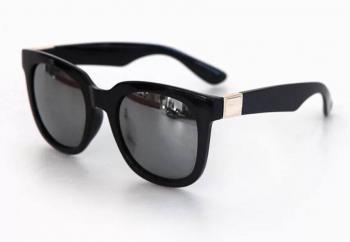 MKTT 089 Gọng mắt kính mát thời trang viền đen to đẹp