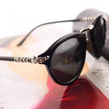 MKTT 093 Gọng mắt kính mát thời trang đen nữ quyến rũ